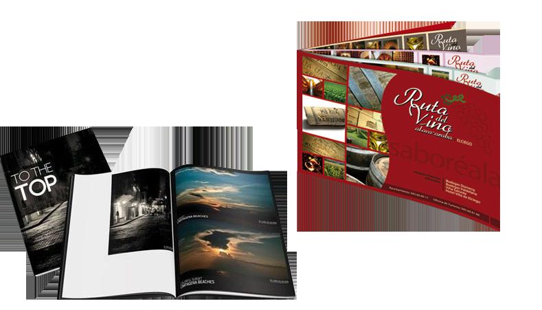 b2f5111a9c Revistas y Catálogos - Ideas Pampa Publicidad